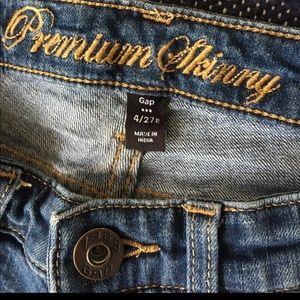 Nice looking pair of blue jeans